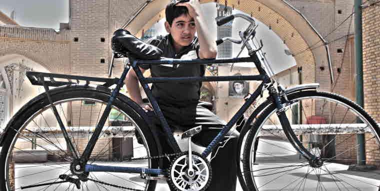 아버지 자전거와 나의 이야기