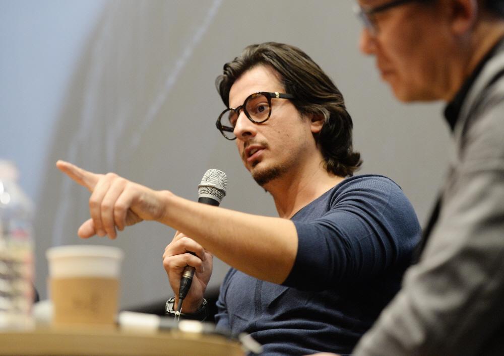 아랍영화제 관객과의 대화