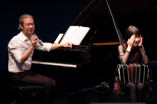 피아노 및 해설 박종훈