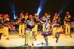 Latin Sun's Show 2015
