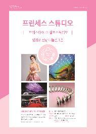 프린세스 스튜디오 포스터 / *장      소 : 영화의전당 더블콘 1층/ *오픈시간 : am10:00 ~ pm19:00