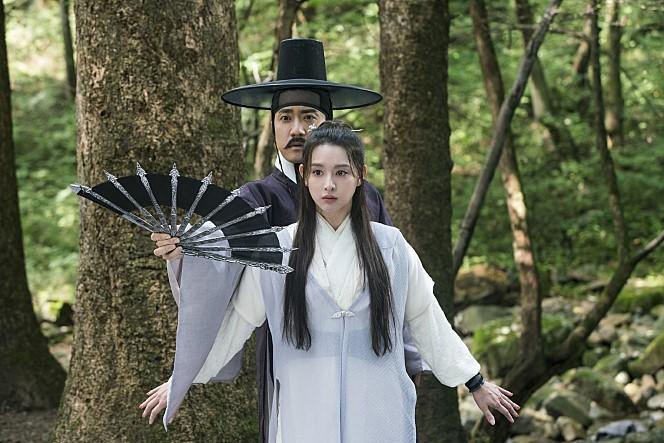 영화 <조선명탐정: 흡혈괴마의 비밀> 스틸컷 이미지2