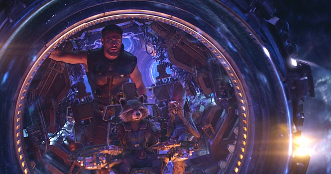 영화 <어벤져스: 인피니티 워> 스틸컷 이미지2