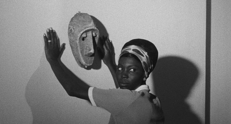 2018 아프리카개발은행 연차총회 기념 아프리카 영화제 <흑인 소녀> 스틸컷 이미지 01