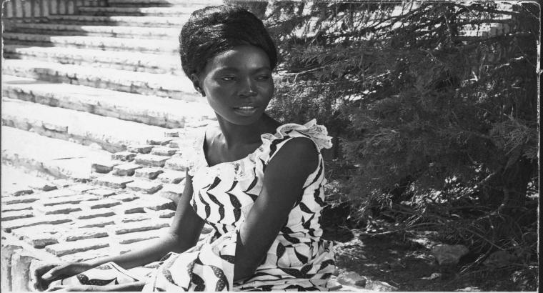 2018 아프리카개발은행 연차총회 기념 아프리카 영화제 <흑인 소녀> 스틸컷 이미지 02