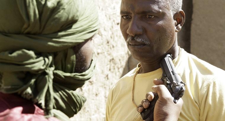 2018 아프리카개발은행 연차총회 기념 아프리카 영화제 <울부짖는 남자> 스틸컷 이미지 04