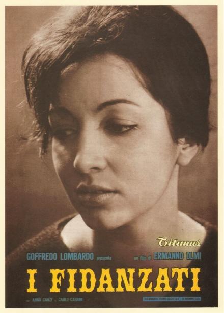 유네스코 영화 창의도시 특별전 ? 에르마노 올미 & 마르코 벨로키오(약혼) 포스터