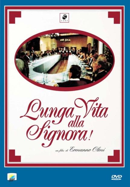 유네스코 영화 창의도시 특별전 ? 에르마노 올미 & 마르코 벨로키오(장수하세요) 포스터