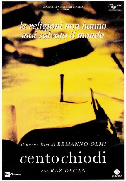 유네스코 영화 창의도시 특별전 ? 에르마노 올미 & 마르코 벨로키오(백 개의 못) 포스터