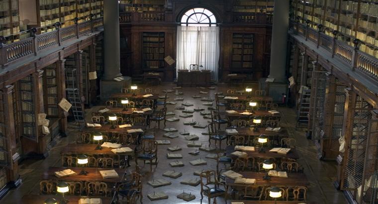 유네스코 영화 창의도시 특별전 ? 에르마노 올미 & 마르코 벨로키오(백 개의 못) 스틸 이미지 01