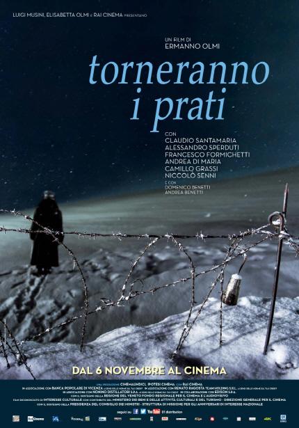 유네스코 영화 창의도시 특별전 ? 에르마노 올미 & 마르코 벨로키오(초원은 돌아올 것이다) 포스터