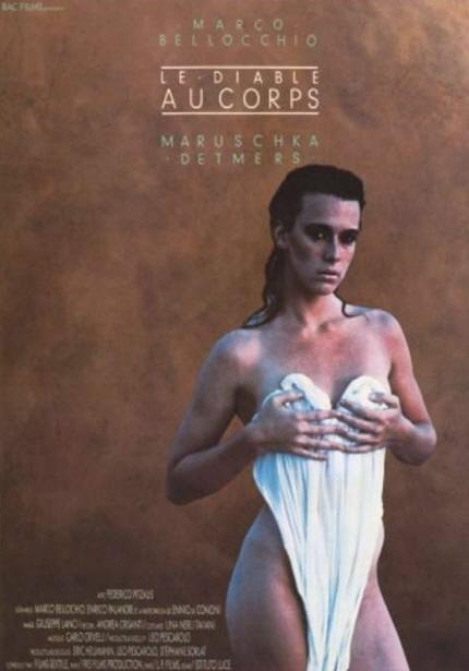 유네스코 영화 창의도시 특별전 ? 에르마노 올미 & 마르코 벨로키오(육체의 악마) 포스터