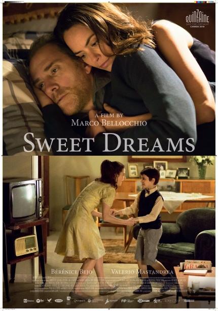 유네스코 영화 창의도시 특별전 - 에르마노 올미 & 마르코 벨로키오(달콤한 꿈) 포스터