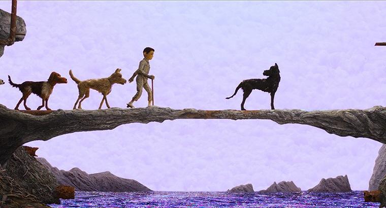 개들의 섬 스틸컷_