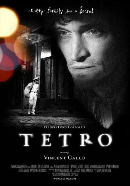 코폴라와 드 팔마의 21세기 <테트로> 포스터 이미지