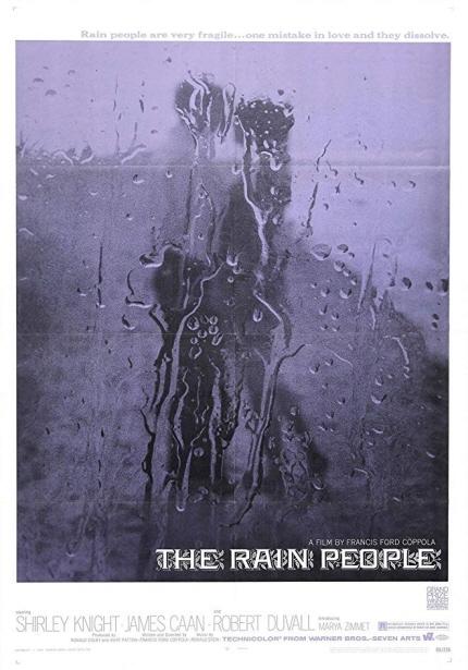 코폴라와 드 팔마의 21세기 <레인 피플> 포스터 이미지