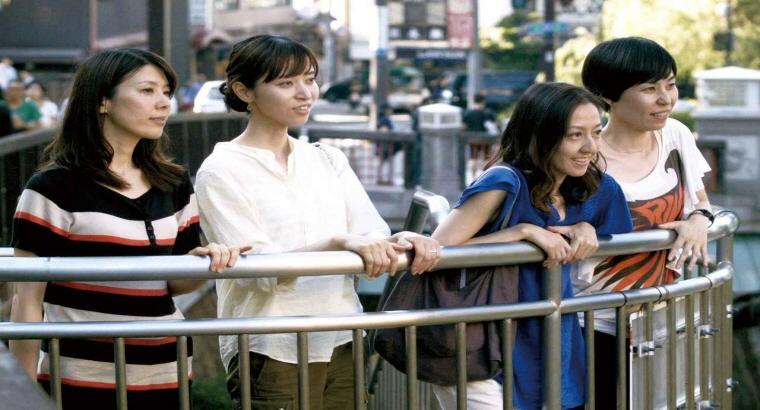 21세기 일본 영화의 재조명 상영작 <해피 아워> 스틸컷 이미지 03
