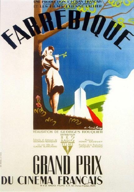 앙드레 바쟁이 사랑한 영화들 <파르비크> 포스터 이미지