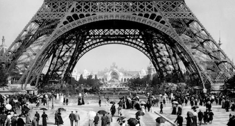 앙드레 바쟁이 사랑한 영화들 <파리 1900> 스틸컷 이미지 01