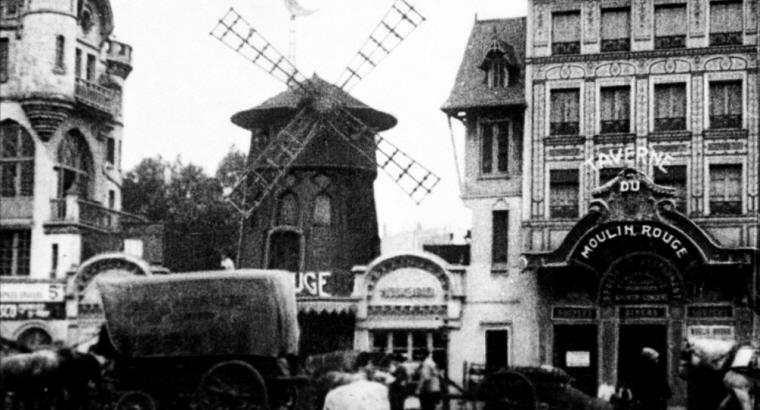 앙드레 바쟁이 사랑한 영화들 <파리 1900> 스틸컷 이미지 02