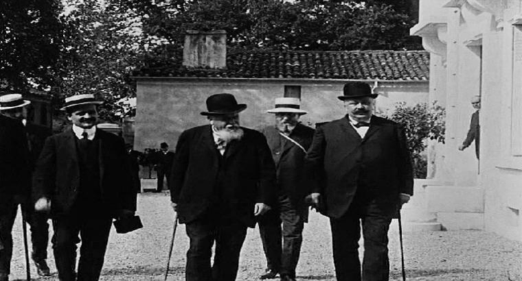 앙드레 바쟁이 사랑한 영화들 <파리 1900> 스틸컷 이미지 04
