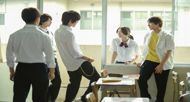 2018 일본영화 프리미어 영화제 상영작 <무지개빛 데이즈> 스틸컷 이미지 04