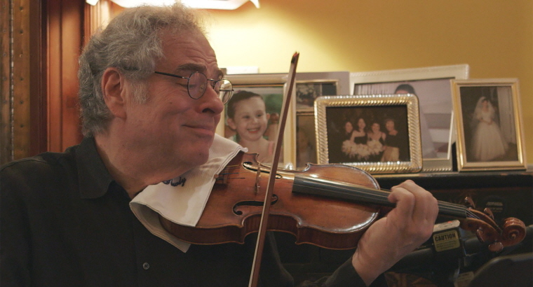이차크의 행복한 바이올린 스틸컷_