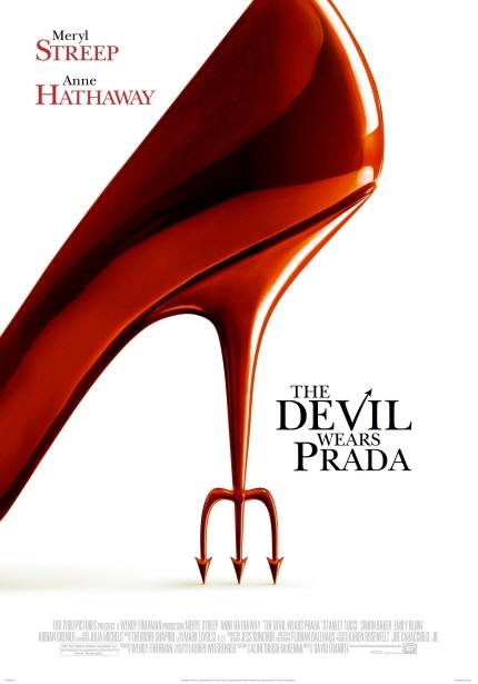 오래된 극장 2018 상영작 <악마는 프라다를 입는다> 포스터 이미지