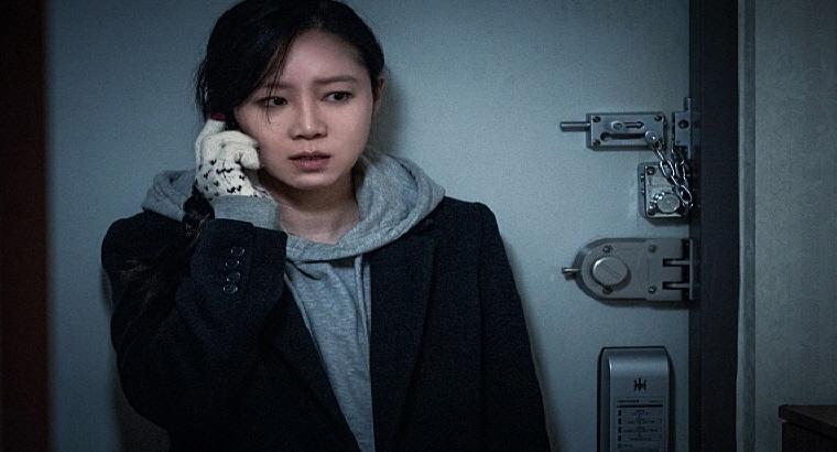 2019년 1월 배리어프리 상영작 <도어락> 스틸컷 이미지 01