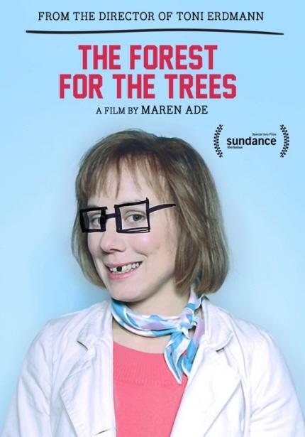 독일 영화의 봄 상영작 <나만의 숲> 포스터 이미지