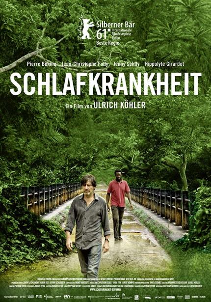독일 영화의 봄 상영작 <수면병> 포스터 이미지