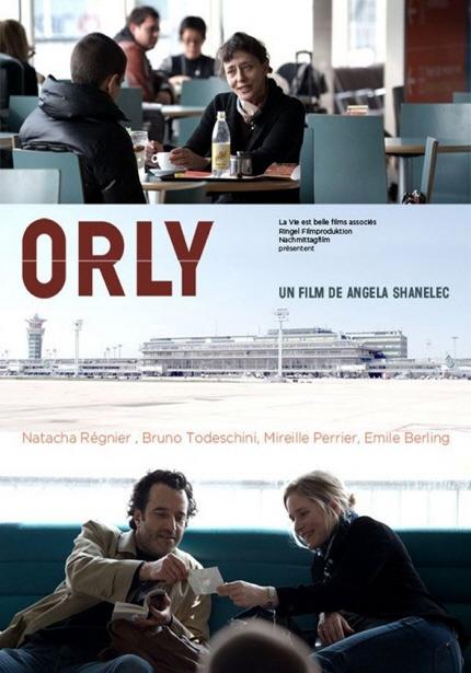 독일 영화의 봄 상영작 <오를리> 포스터 이미지