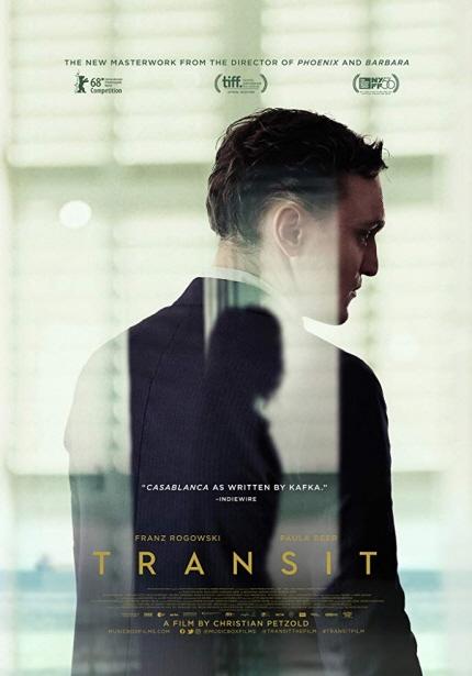 독일 영화의 봄 상영작 <통행증> 포스터 이미지