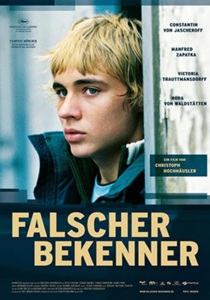독일 영화의 봄 상영작 <저자세> 포스터 이미지