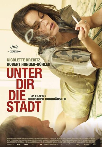 독일 영화의 봄 상영작 <시티 빌로우> 포스터 이미지