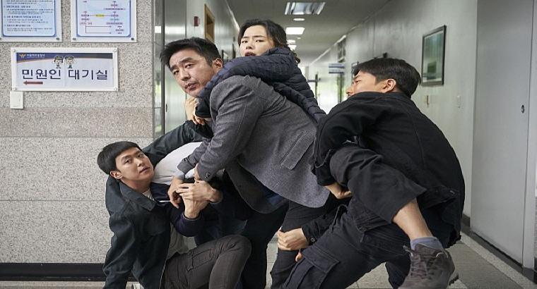 3월 한글자막 영화해설 배리어프리 상영작 <극한직업> 스틸컷 이미지 02