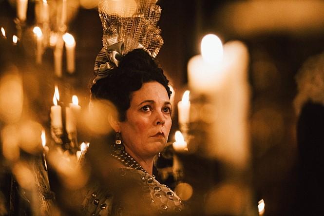 영화 <더 페이버릿: 여왕의 여자> 스틸컷 이미지