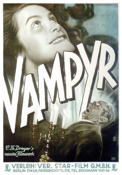 월드시네마 XVI 상영작 <뱀파이어> 포스터 이미지
