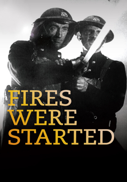 월드시네마 XVI 상영작 <불은 시작되었다> 포스터 이미지