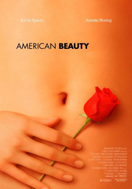 월드시네마 XVI 상영작 <아메리칸 뷰티> 포스터 이미지