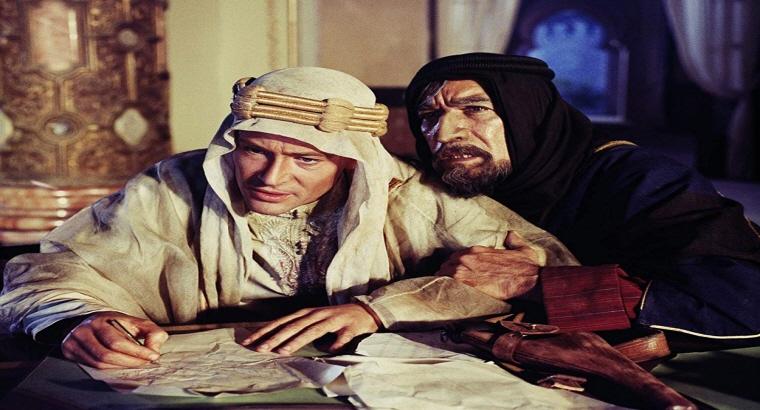 월드시네마 XVI 상영작 <아라비아의 로렌스> 스틸컷 이미지 05