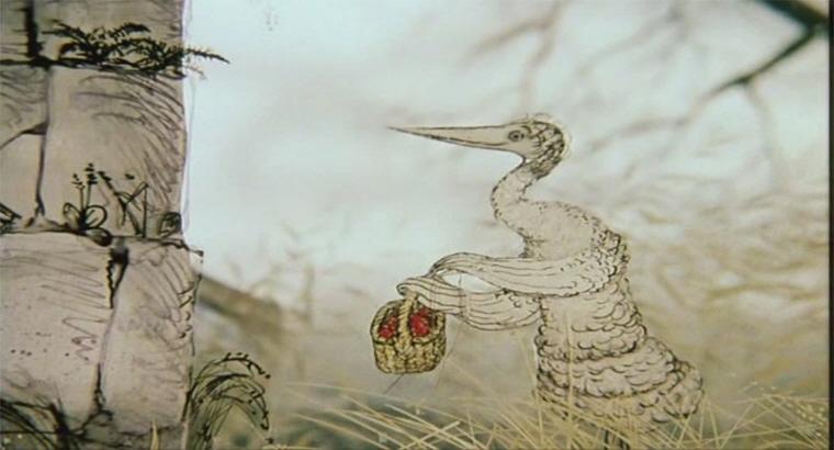 월드시네마 XVI 상영작 <왜가리와 두루미> 스틸컷 이미지 01