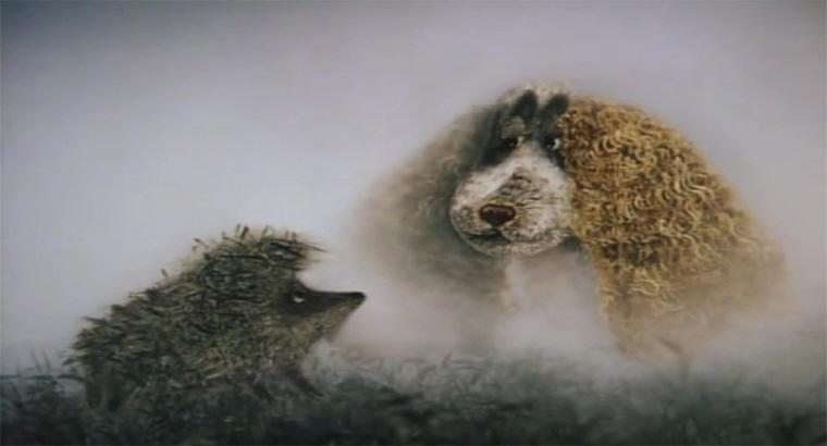 월드시네마 XVI 상영작 <안개 속의 고슴도치> 스틸컷 이미지 01