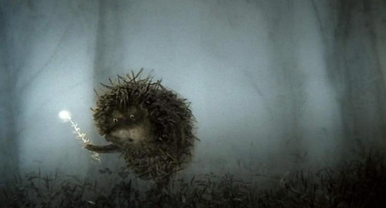 월드시네마 XVI 상영작 <안개 속의 고슴도치> 스틸컷 이미지