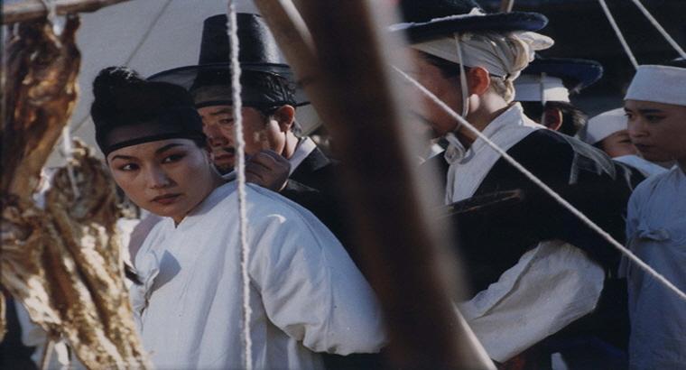 한국영화 100주년 특별전 상영작 <개벽> 스틸컷 이미지 04