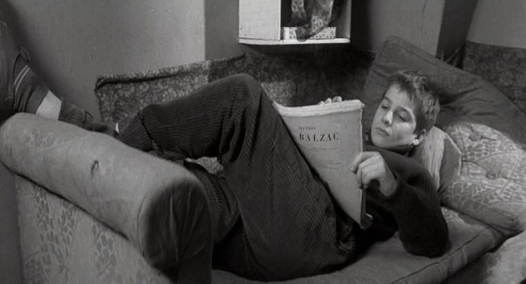1959년으로의 여행 상영작 <400번의 구타> 스틸컷 이미지 02