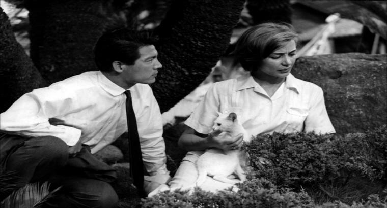 1959년으로의 여행 상영작 <히로시마 내 사랑> 스틸 이미지 01