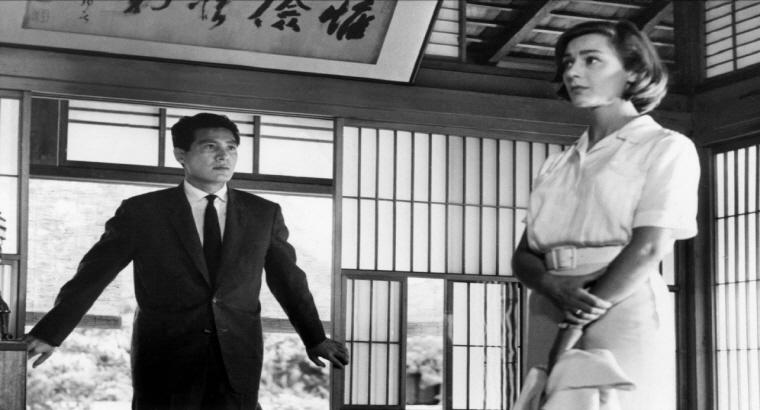 1959년으로의 여행 상영작 <히로시마 내 사랑> 스틸 이미지 03