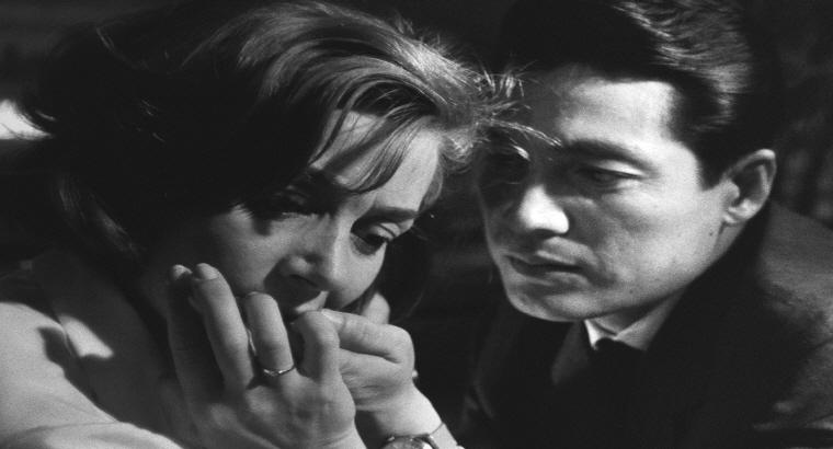 1959년으로의 여행 상영작 <히로시마 내 사랑> 스틸 이미지 05