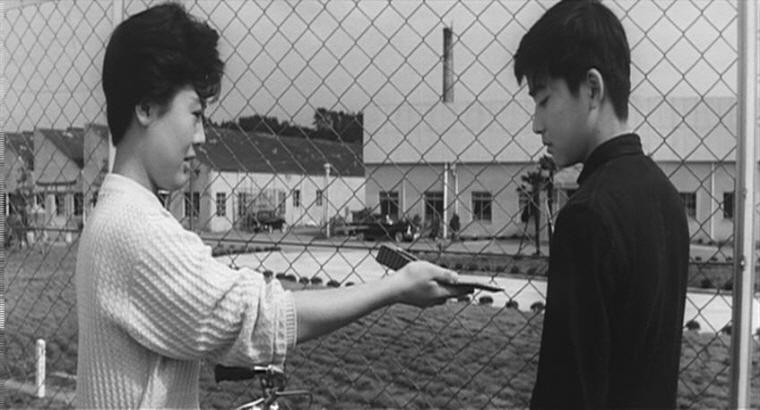 1959년으로의 여행 상영작 <사랑과 희망의 거리> 스틸 이미지 2